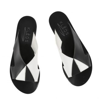 88-820a /triangles bicolor_black-white